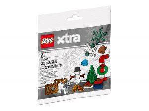 accessoires de noel lego 40368 xtra