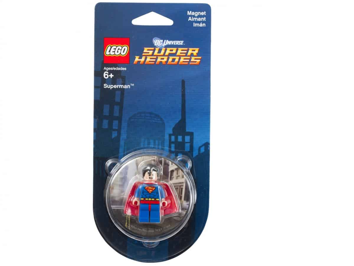 aimant superman lego 850670 dc universe super heroes scaled