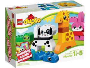 animaux rigolos lego 10573 duplo 10573