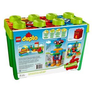 boite amusante de luxe xl lego 10580 duplo 10580