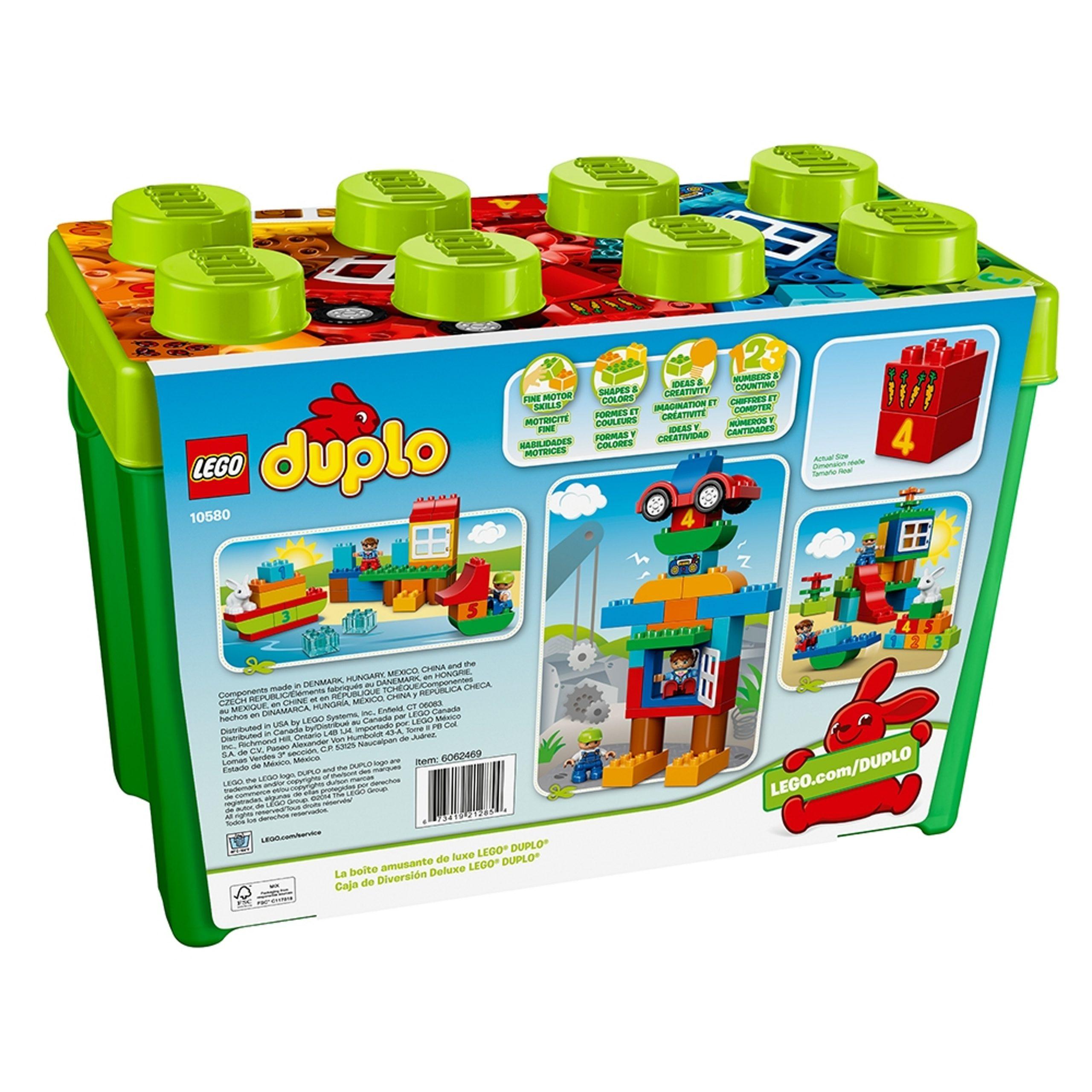 boite amusante de luxe xl lego 10580 duplo 10580 scaled