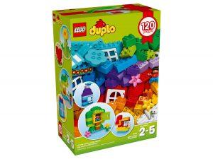 ensemble de 120 briques lego 10854 duplo 10854