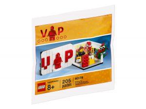 ensemble vip emblematique lego 40178