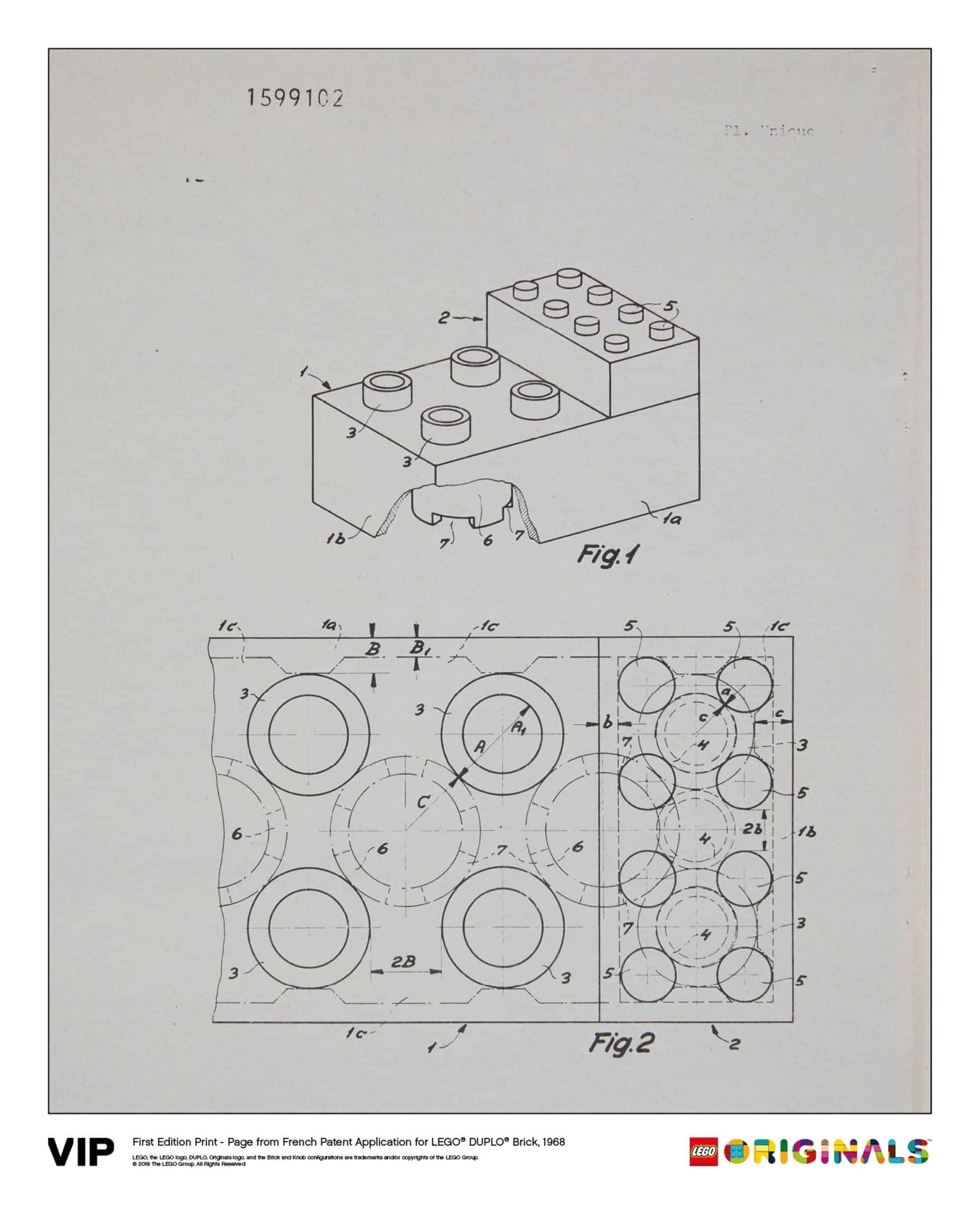 french patent lego 5005998 duplo 5005998 brick 1968 scaled