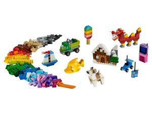 grande boite de constructions lego 10704