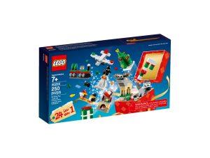 jeu de construction de noel lego 40222