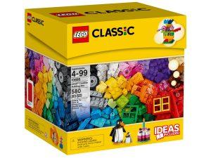 la boite de construction creative lego 10695