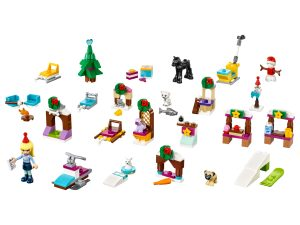 le calendrier de lavent lego 41326 friends