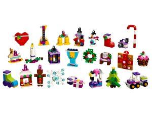 le calendrier de lavent lego 41353 friends