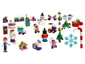 le calendrier de lavent lego 41382 friends