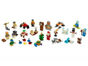 le calendrier de lavent lego 60235 city