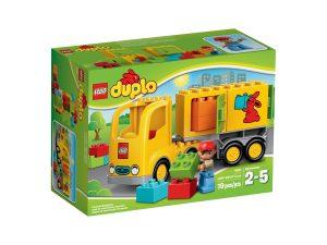 le camion lego 10601 duplo 10601
