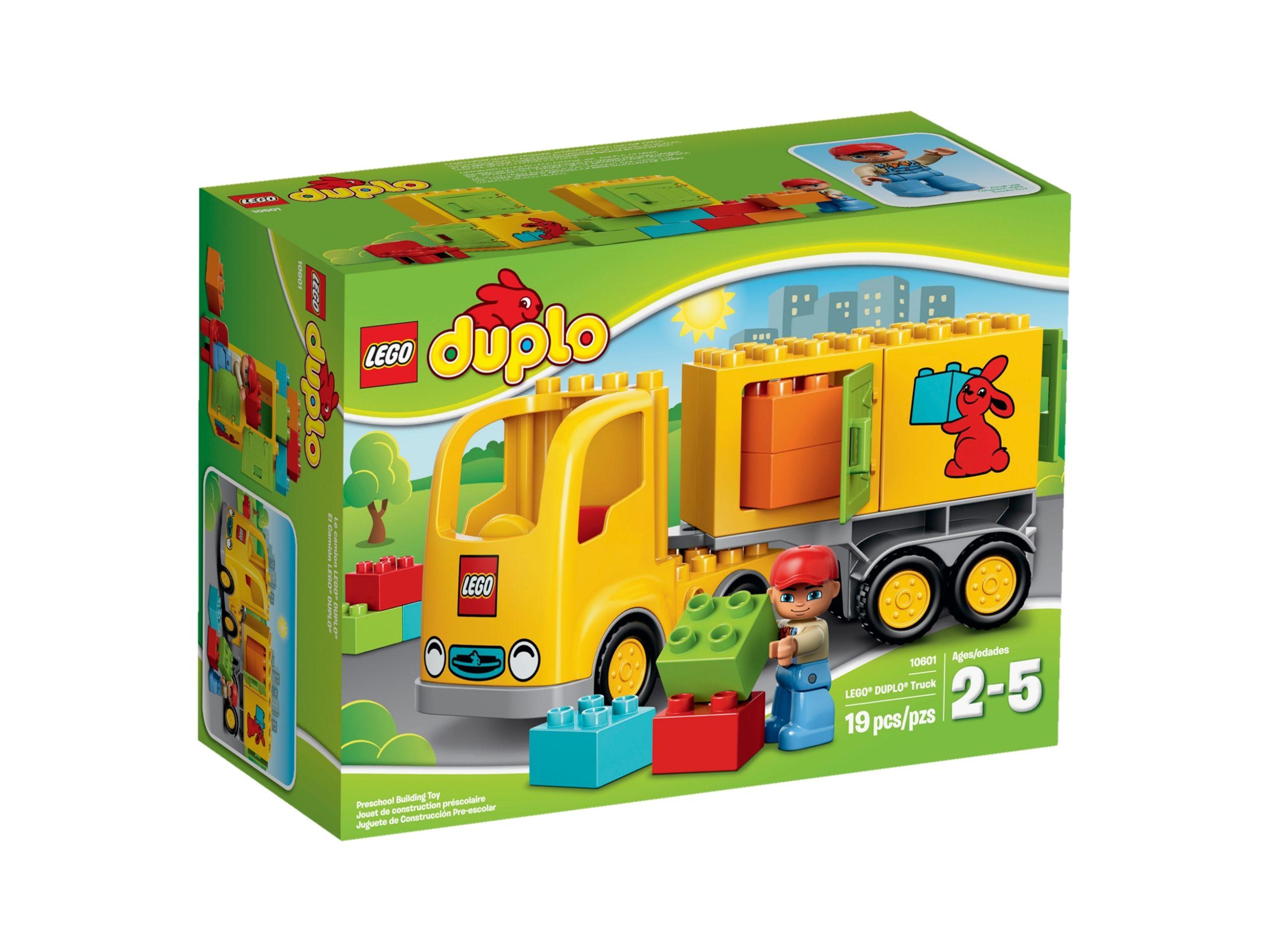 le camion lego 10601 duplo 10601 scaled