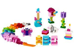 le complement creatif couleurs vives lego 10694