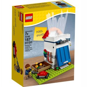 le pot a crayons lego 40188