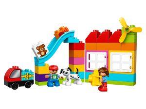 le set de constructions creatives lego 10820 duplo 10820