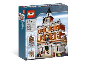 lego 10224 la mairie