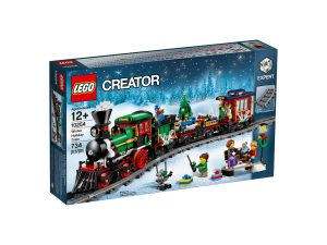 lego 10254 le train de noel