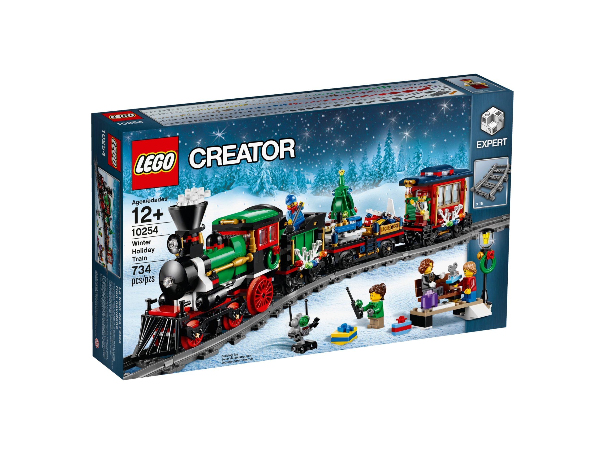 lego 10254 le train de noel scaled