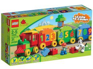 lego 10558 le train des chiffres