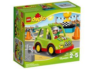 lego 10589 la voiture de rallye