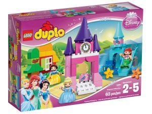 lego 10596 collection disney princess