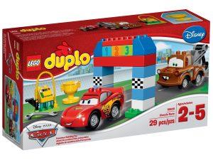 lego 10600 la course classique disney pixar cars