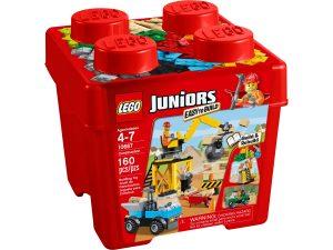 lego 10667 boite de construction du chantier