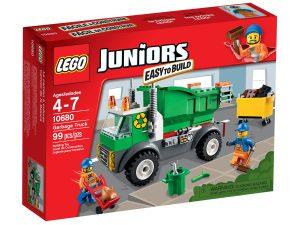lego 10680 le camion poubelle