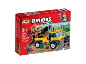 lego 10683 le camion de chantier