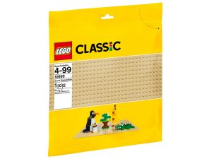 lego 10699 la plaque de base sable