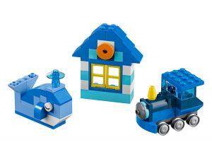 lego 10706 boite de construction bleue