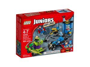 lego 10724 batman et superman contre lex luthor