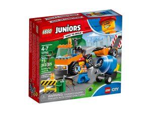 lego 10750 le camion de reparation des routes