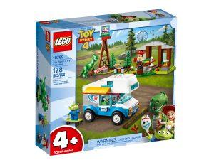 lego 10769 les vacances en camping car toy story 4