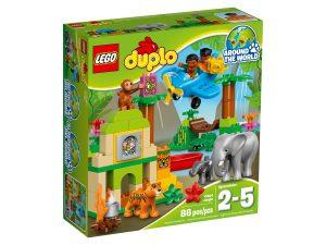 lego 10804 la jungle