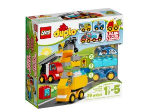 lego 10816 mes premiers vehicules