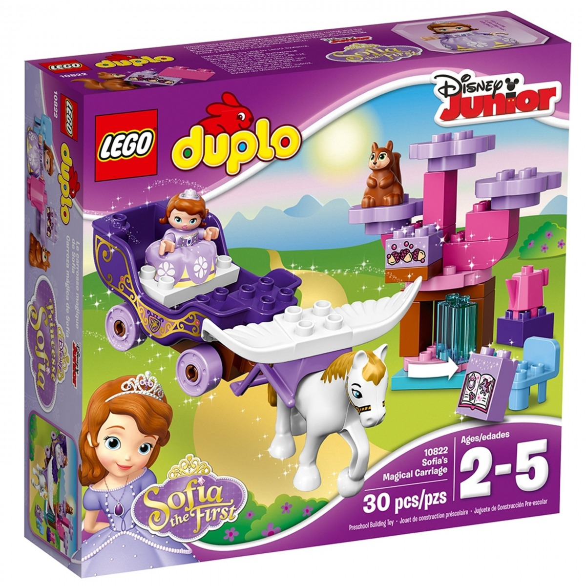 lego 10822 le carrosse magique de princesse sofia scaled