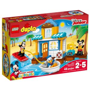 lego 10827 la maison a la plage de mickey et ses amis