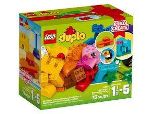 lego 10853 set de construction sur le theme des fruits et animaux