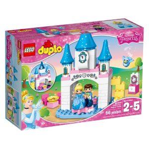 lego 10855 le chateau magique de cendrillon