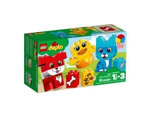 lego 10858 mon premier puzzle des animaux