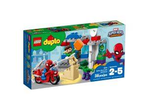 lego 10876 les aventures de spider man et hulk