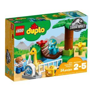 lego 10879 le zoo des adorables dinos