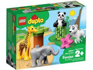 lego 10904 les bebes animaux