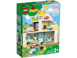 lego 10929 la maison modulable