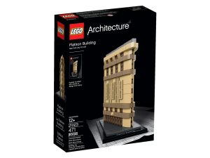 lego 21023 le flatiron building