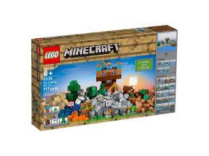 lego 21135 la boite de construction 2 0