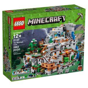 lego 21137 la mine
