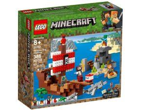 lego 21152 laventure du bateau pirate